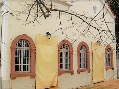 Χιακή Αρωγή: Δωρεά κλιματιστικών μηχανημάτων στον Άγιο Γεώργιο Σταφυλά Κάμπου Χίου